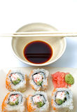 Sushi Meal Royalty Free Stock Images