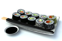 Sushi meal Royalty Free Stock Photography