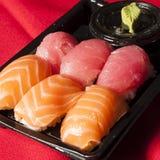 Sushi mix Royalty Free Stock Photo