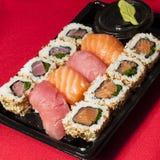 Sushi mix Royalty Free Stock Photography