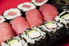 Sushi mix Royalty Free Stock Image