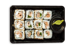 Sushi mix Stock Photography