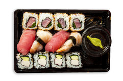 Sushi mix Stock Image