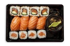 Sushi mix Royalty Free Stock Photos