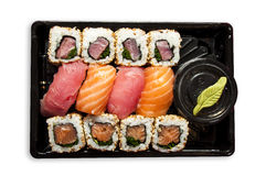 Sushi mix Royalty Free Stock Photography