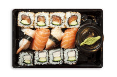 Sushi mix Royalty Free Stock Images
