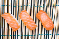 Sushi Nigiri Imagenes de archivo