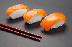 Sushi Nigiri Stock Photography