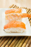 Sushi Nigiri Royalty Free Stock Photos