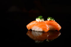 Sushi Nigiri Fotografie Stock Libere da Diritti