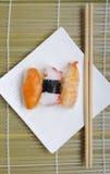Sushi nigiri Stock Image