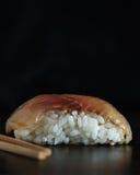 Sushi Nigiri. Fresh Sushi Nigiri. Copy Space Stock Image