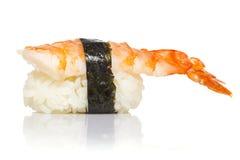 Sushi  nigiri isolated on white background Royalty Free Stock Photo