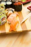 Sushi nigiri Stock Photos