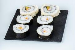 Sushi nigiri Royalty Free Stock Images