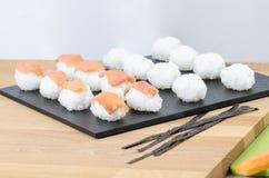 Sushi nigiri Royalty Free Stock Photo