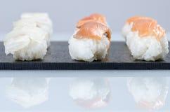 Sushi nigiri Stock Photography