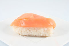 Sushi nigiri Royalty Free Stock Image