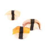 Sushi nigirizushi composition Royalty Free Stock Image