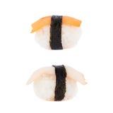 Sushi nigirizushi isolated Stock Image