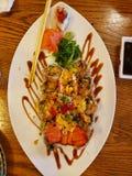 Sushi Noms dell'aragosta immagine stock