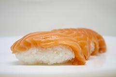 Sushi Nourriture japonaise Photographie stock libre de droits
