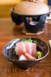 Sushi original Japanese food Royalty Free Stock Photo