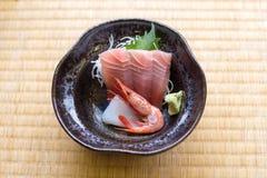 Sushi original Japanese food Royalty Free Stock Image