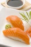 sushi łososia Obrazy Stock