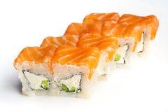 Sushi philadelphia Royaltyfria Bilder