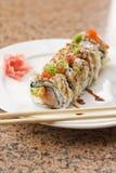 Sushi Philadelphia Roll Stock Image
