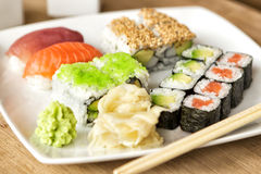Sushi 2 Royalty Free Stock Photos