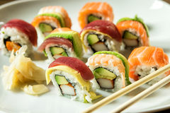 Sushi 6 Stock Photography