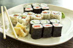 Sushi 7 Royalty Free Stock Image