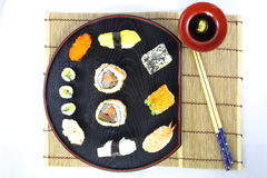 Sushi Platter Royalty Free Stock Image