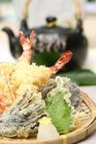 sushi préparés délicieux image stock
