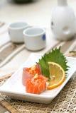 sushi préparés délicieux Images stock
