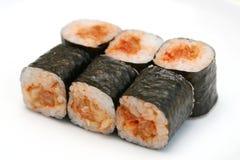 sushi préparés par maki délicieux Photos libres de droits