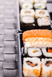 Sushi restaurant Royalty Free Stock Image