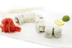Sushi Rice Stock Image