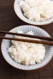 Sushi rice in bowl Stock Photography