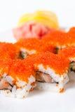 Sushi Rol Royalty Free Stock Photos