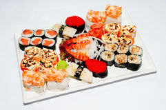 Sushi-roll Stock Images