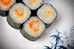 Sushi - Roll Stock Photography