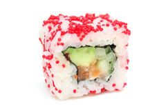 Sushi roll Alyaska Royalty Free Stock Photography