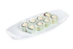 Sushi (Roll Caesar) Stock Photos