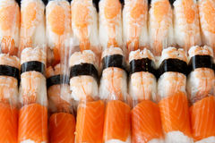 Sushi roll.  Food of Japanese cuisine. Stock Photo