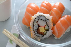 Sushi roll Royalty Free Stock Images