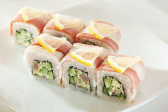Sushi Roll Stock Photos
