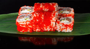 Sushi roll Stock Photo
